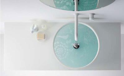 distinguish bathroom appliance plans