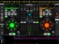 Nice skin for virtualdj 7 ~ DJhendryshare Virtual Dj Skins Denon