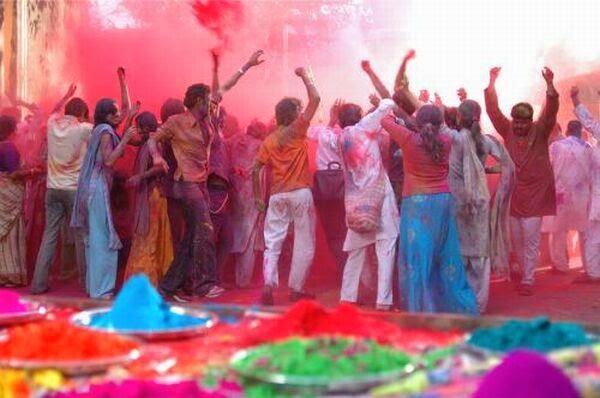 Holi Celebration in Uttarakhand