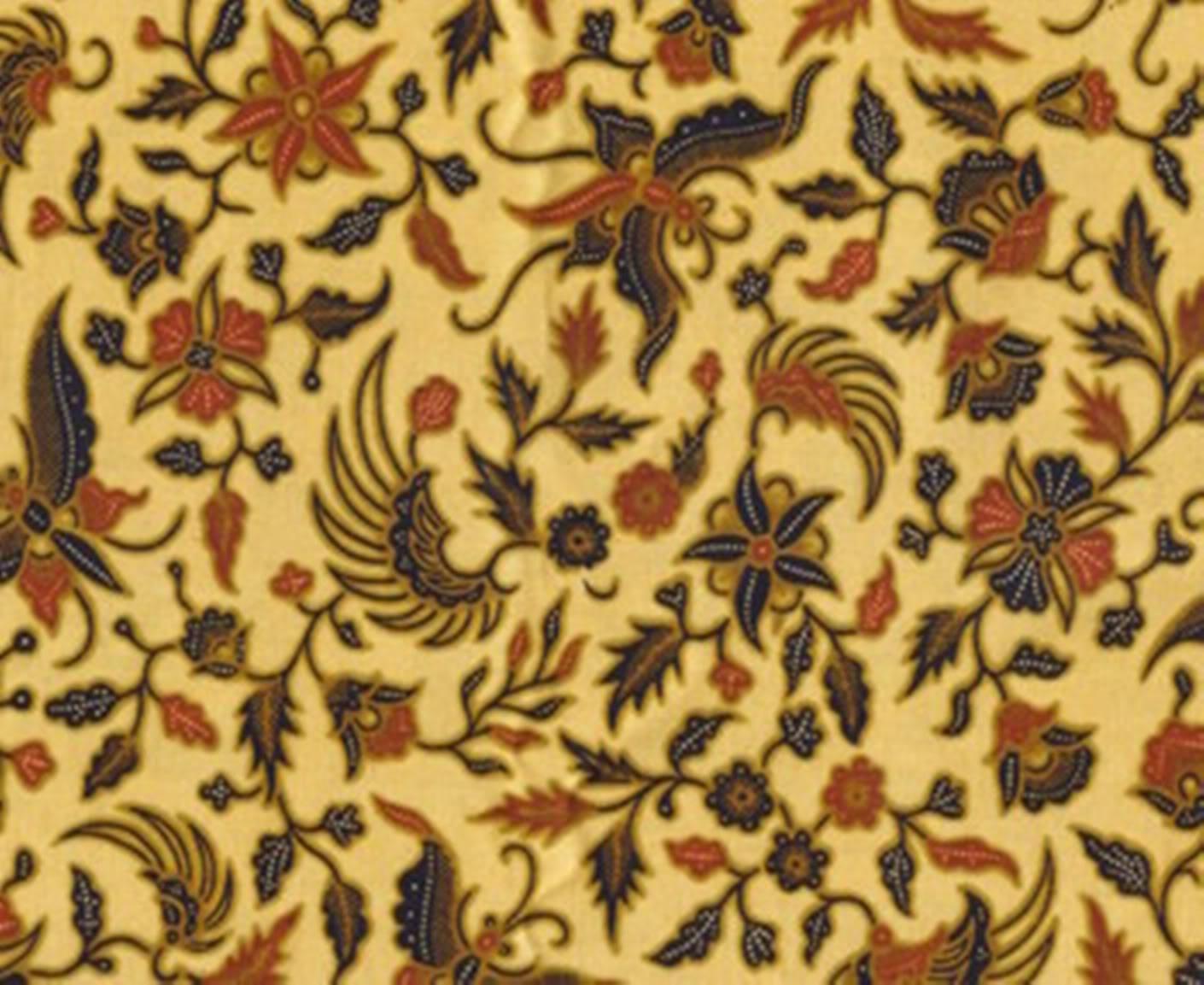 Indahnya Kain Batik Indonesia