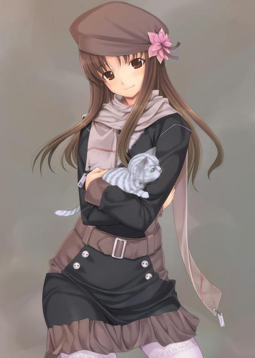 [Roll]Gran Onee-San~ Anime_girl_6652