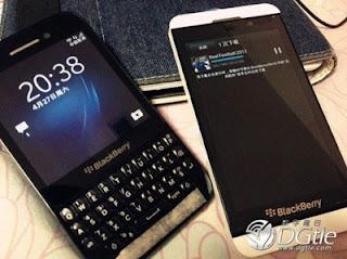 Inilah Bocoran Spesifikasi Blackberry R10
