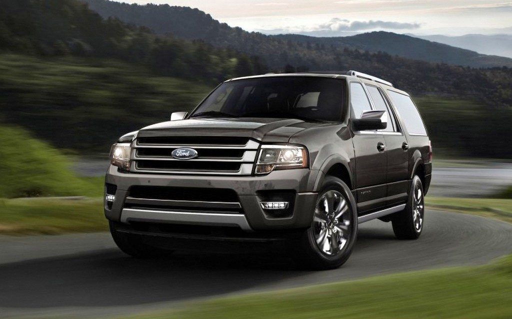 Ford Expedition El Exterior And Interior Design