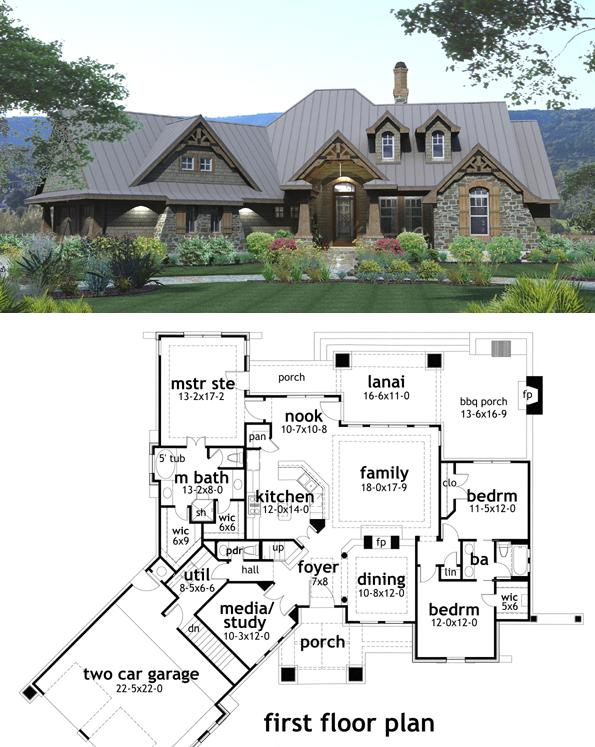 Awesome Home Design With Plans: October 2012