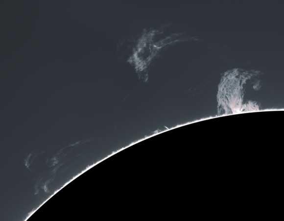 alan friedman fotografias telescópicas Sol