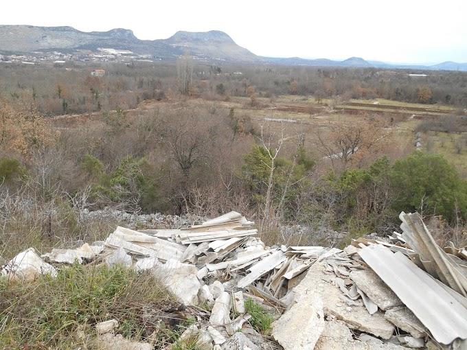 FOTO: Ljudske štetočine nastavljaju ugrožavati živote i uništavati prirodu Šipovače i Kašča