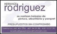 Pinturas y Decoración Hnos.Rodríguez