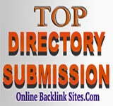 Top Directory Submission Sites List