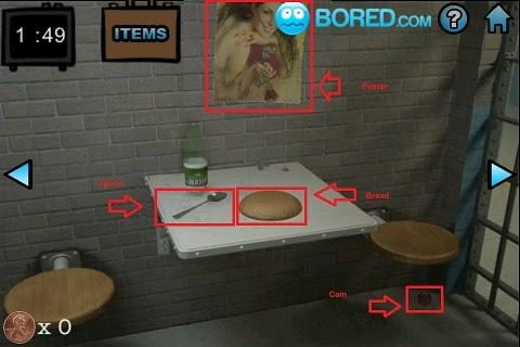 Escape 3d the jail walkthrough iphone game guides for Escape 3d the bathroom walkthrough