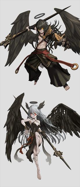 Hero dan Combo Lucifer Lost Saga Indonesia