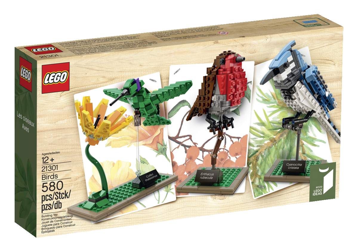 The LEGO Ideas Blog has revealed production images for one of the 2015 ...