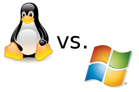 Windows vrs Ubuntu