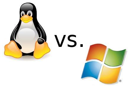 Windows vrs Ubuntu