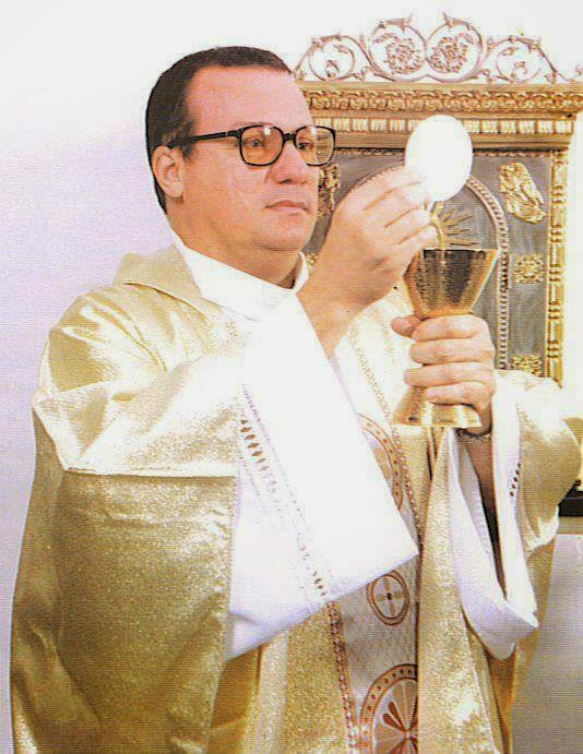 Pároco Idalmo Cesar Barbosa Fernandes