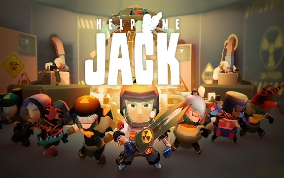 Help Me Jack: Atomic Adventure Gameplay