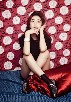 Sojin Girl's Day - Sure Magazine April Issue 2015