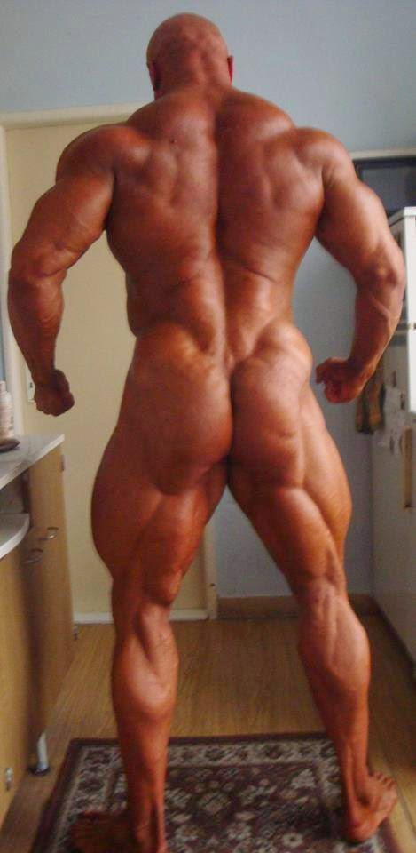 MUSCLE ADDICTS INC: GLUTES GLUTES GLUTES: NAKED EDITION!