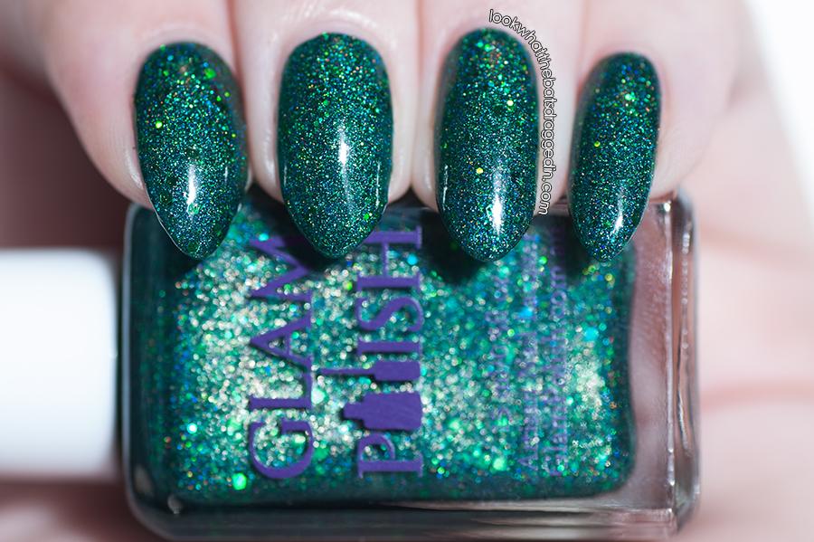 Glam Polish Conjuring nail polish swatch