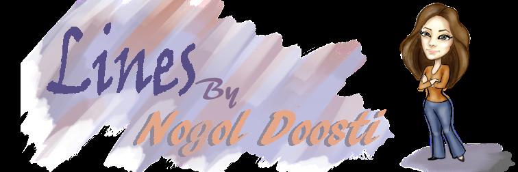 Lines by Nogol Doosti