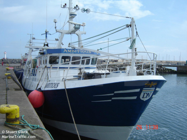 For sale steel twin quad rig trawler howth co dublin for Used commercial fishing boats for sale