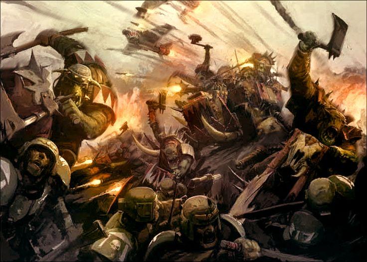 Warhammer 40,000 Orks FAQ and Errata-