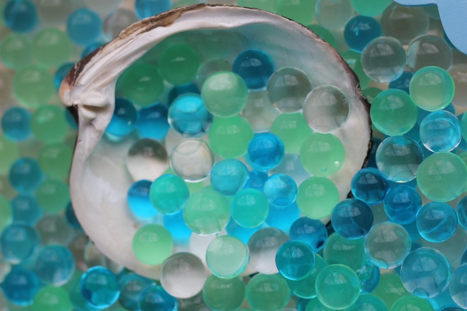 water bead seaside sensory tub the imagination tree