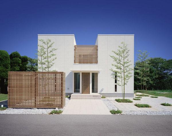 Ragam ide Model Rumah Minimalis 2015 yang elegan
