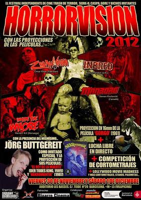 Horror Vision Barcelona 2012