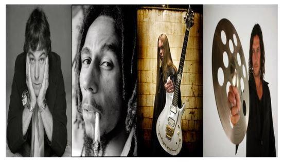 ΣΑΝ ΣΗΜΕΡΑ - 11 ΜΑΪΟΥ: Bob Marley, Eric Burdon, Matias Kupiainen, Christoph Schneider, Woodstock