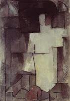 Mondrian B7 Large Nude