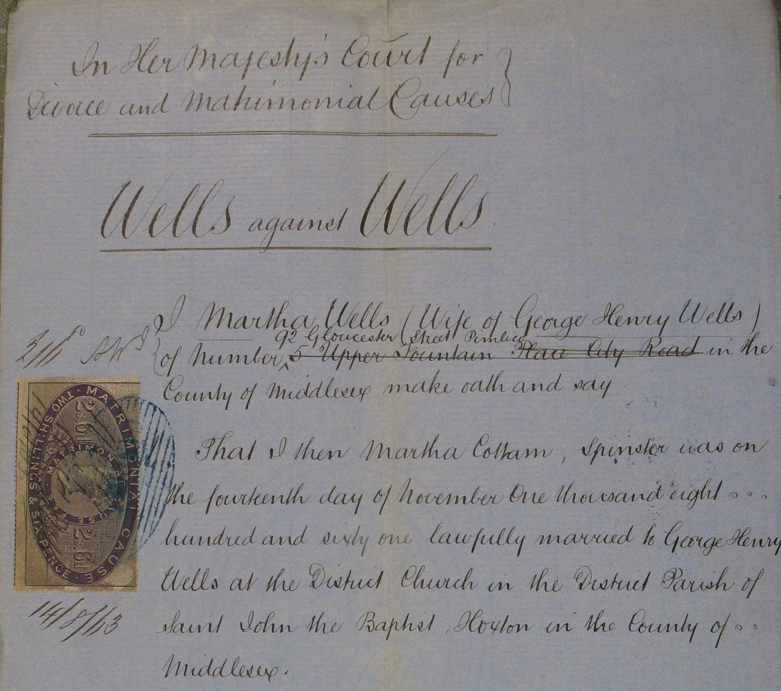 Divorce Cases: The Family Recorder: Divorce Records Online On Ancestry.co.uk