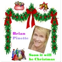 Soon It Will Be Christmas by Brian Pinette