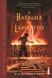A Batalha do Labirinto - The Battle of the Labyrinth