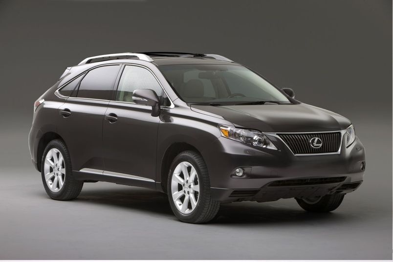 Lexus RX 450h Cars Review