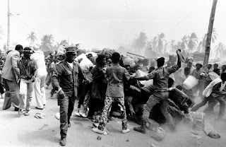 Victims of Nigerian Civil War 1967 - 1970