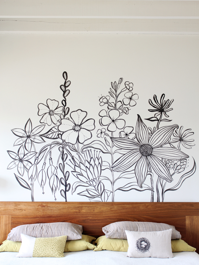 The art of up cycling diy wall art comtemporary unique for Diy mural painting