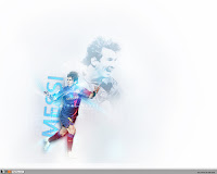 Barcelona Wallpaper #4 - Lionel Messi, the Messiah