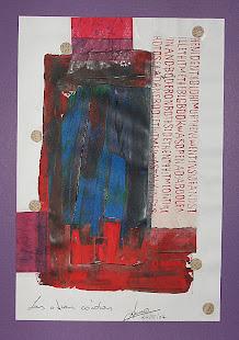 Mención de Honor. XV Salón de la Mujer.                   Pintura 2007. Casa de la Cultura de Lanús