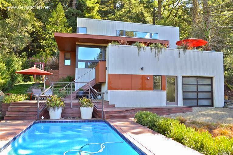 Arquitectura de casas 11 modelos de casas prefabricadas modernas internacionales - Casas modernas prefabricadas ...