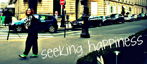 seeking happiness