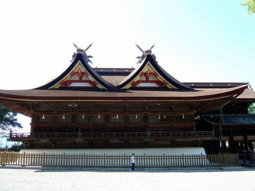 吉備津神社(備中)本殿