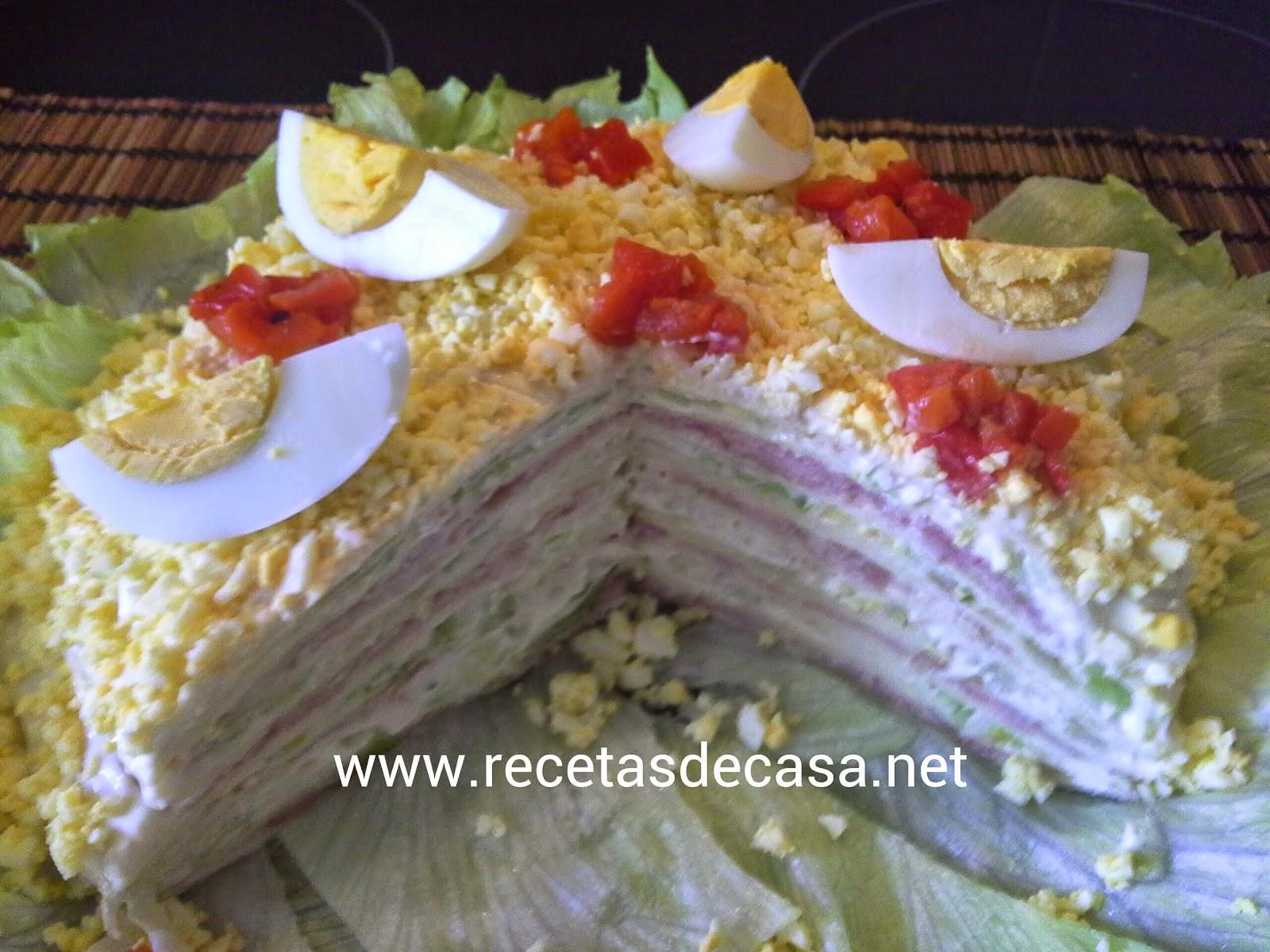 Seis recetas con mayonesa cocina for Q hacer de cenar hoy