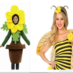Matching Halloween Costumes For Mother And Daughter  sc 1 st  Mumsgather & Themed Halloween Costume Ideas For Families Mother Daughter And ...