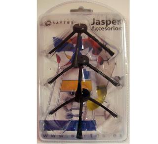 cepillos de aspirador robot