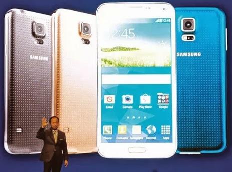 s5, Spesifikasi Samsung Galaxy S5, samsung s5, Samsung Galaxy S5 16 mp