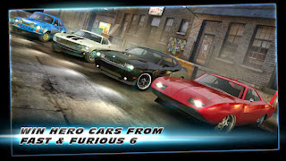 Fast & Furious 6: The Game v3.0.1
