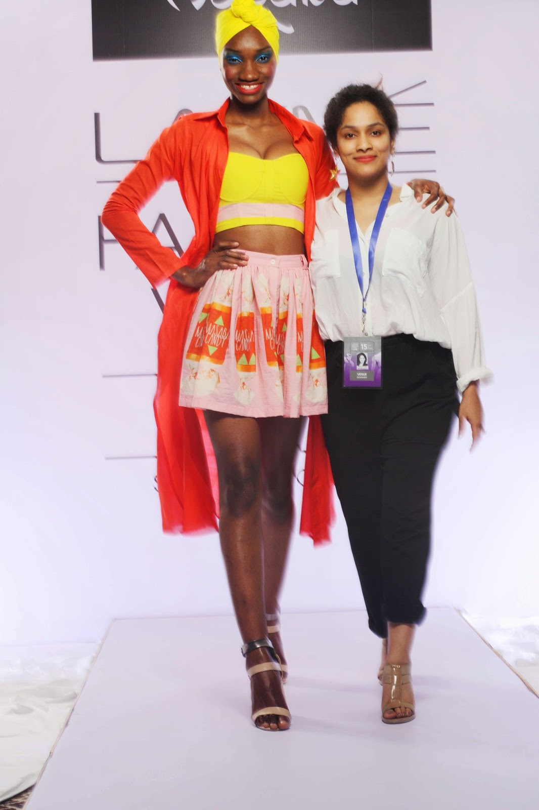 http://aquaintperspective.blogspot.in/, LIFW Day 1,Masaba Gupta