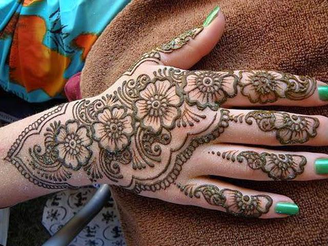 Mehndi For Girls : Indian mehndi designs girls hand styles99