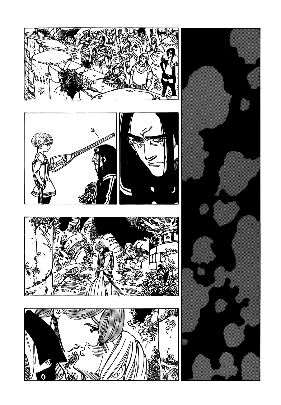 Nanatsu no Taizai - Thất Hình Đại Tội chap 103 page 8 - IZTruyenTranh.com