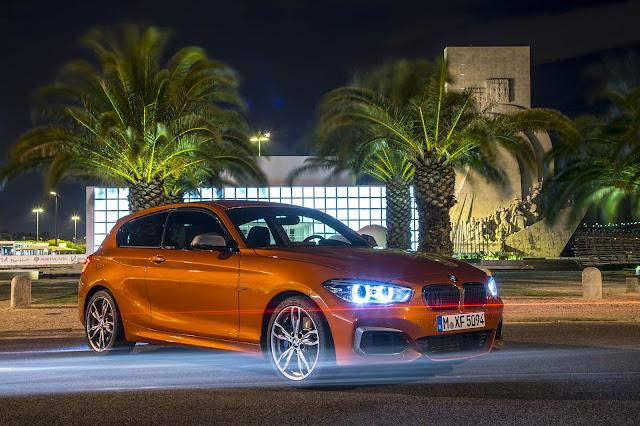 BMW M135i x Audi S3